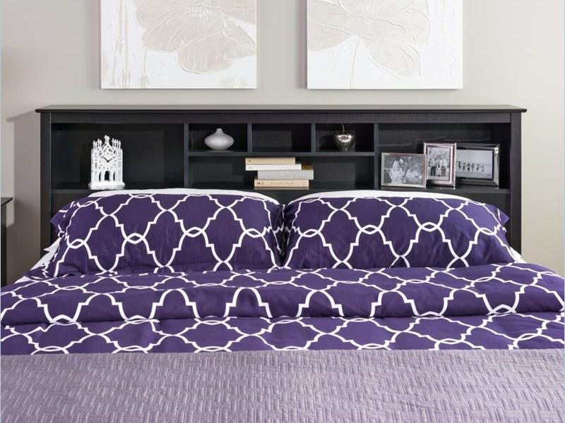 King Storage Headboard Furniture