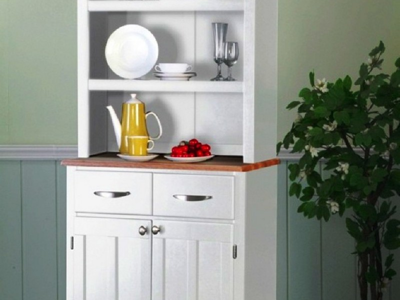Kitchen Buffet And Hutch