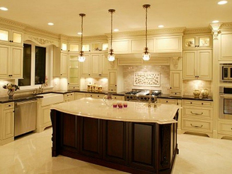 Kitchen Lighting For Low Ceilings