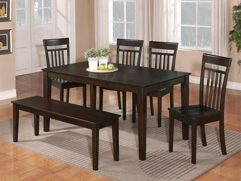 Kitchen Table With Bench Seating And Chairs Copy