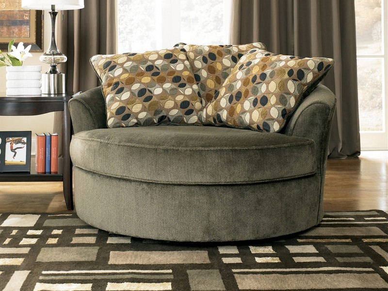 Knox Accent Chair And Ottoman