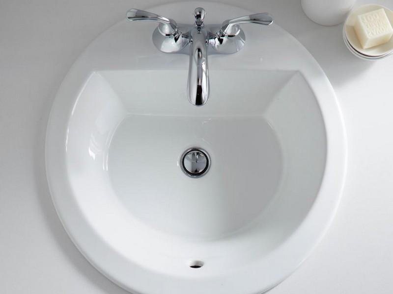 Kohler Bathroom Sinks Grey
