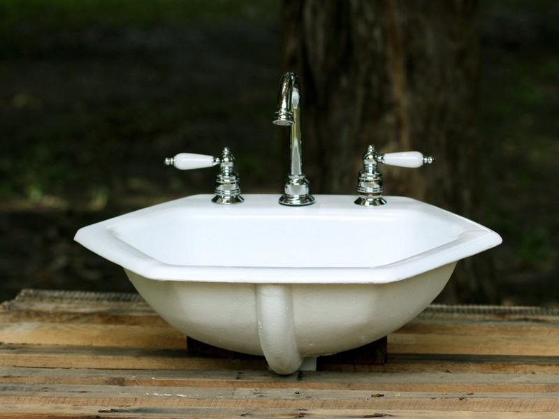 Kohler Octagon Bathroom Sink