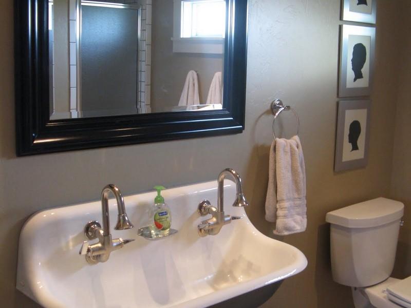 Kohler Trough Bathroom Sink