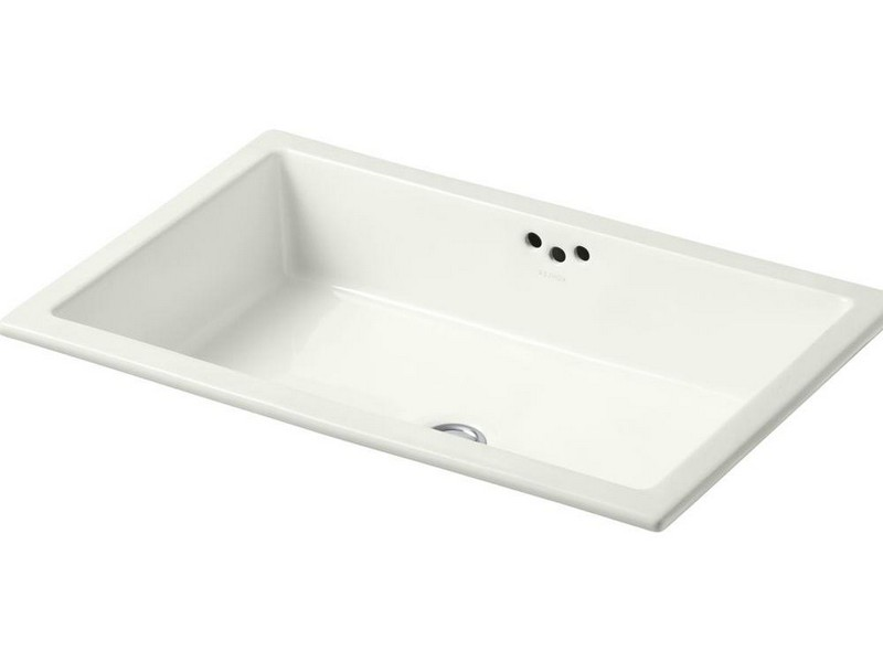 Kohler Undermount Bathroom Sink White