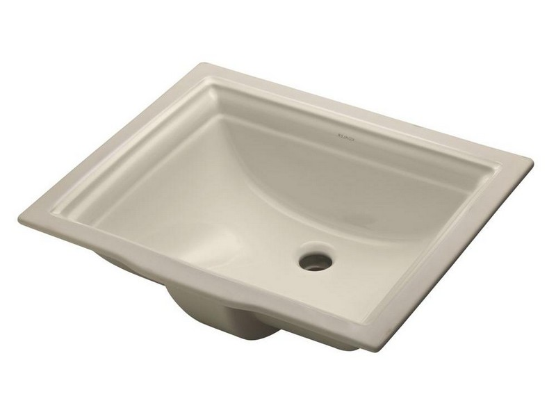 Kohler Undermount Bathroom Sinks Biscuit