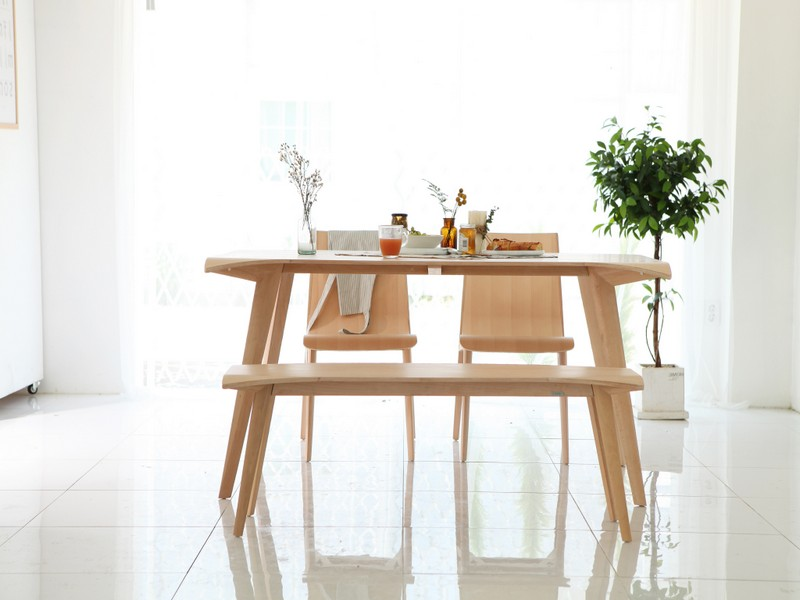 Korean Dining Table Floor