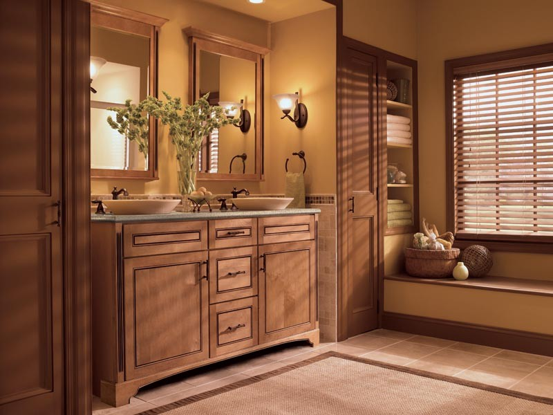 Kraftmaid Bathroom Vanity Sizes