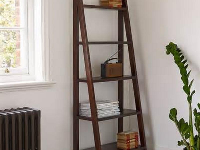 Ladder Book Shelves