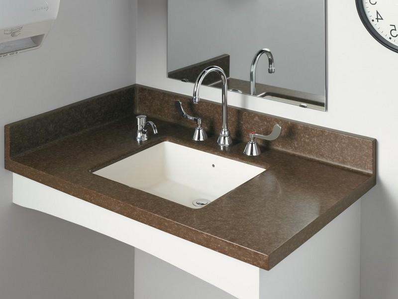Laminate Bathroom Countertops Home Depot