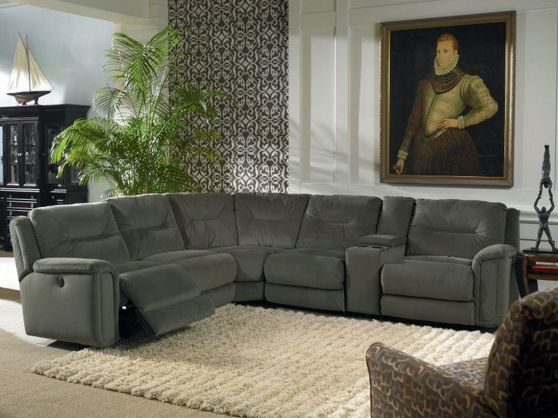 Lane Sectional Sofas Recliners