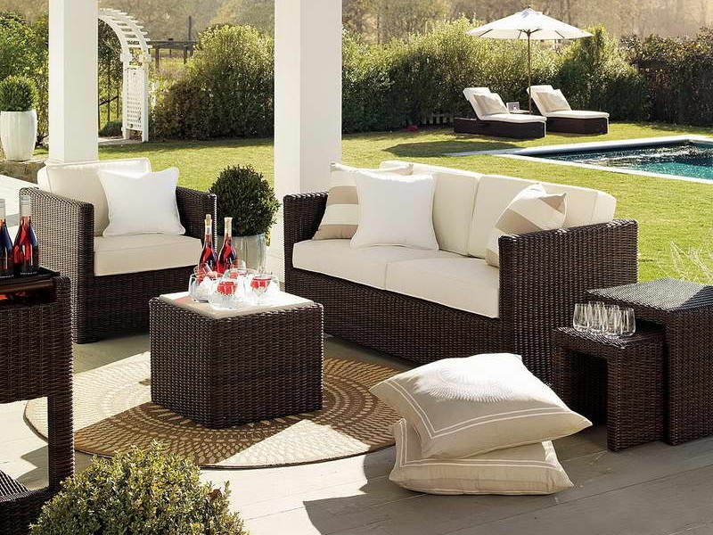 Luxury Patio Modern Rattan Tommy Bahama Outdoor Furniture