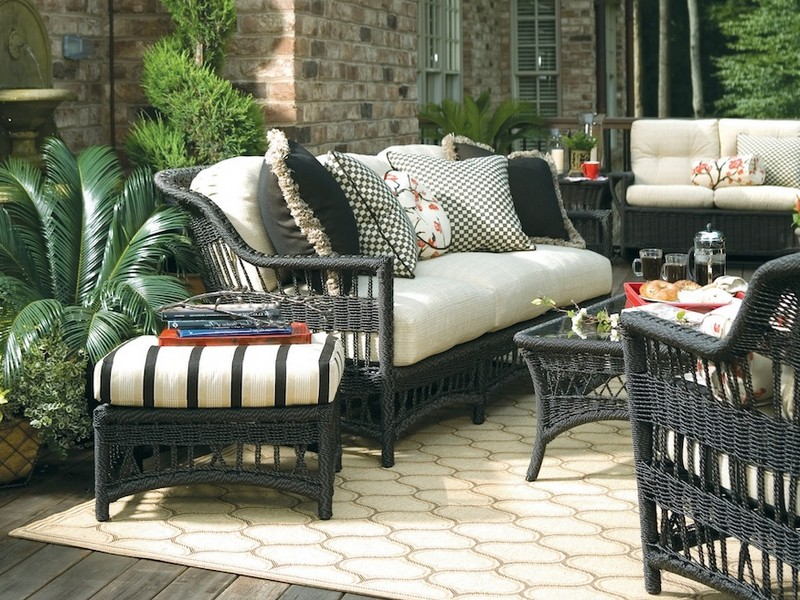 Lane Venture Outdoor Wicker