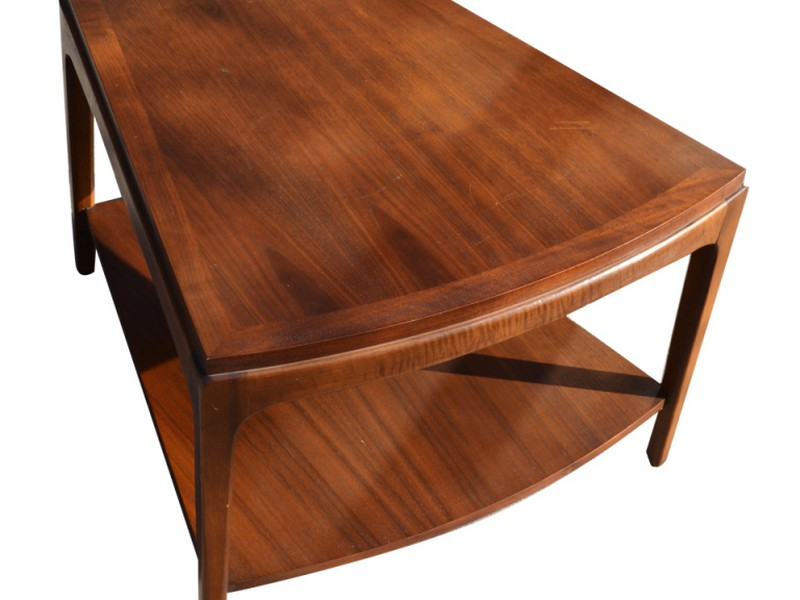 Lane Wedge End Table
