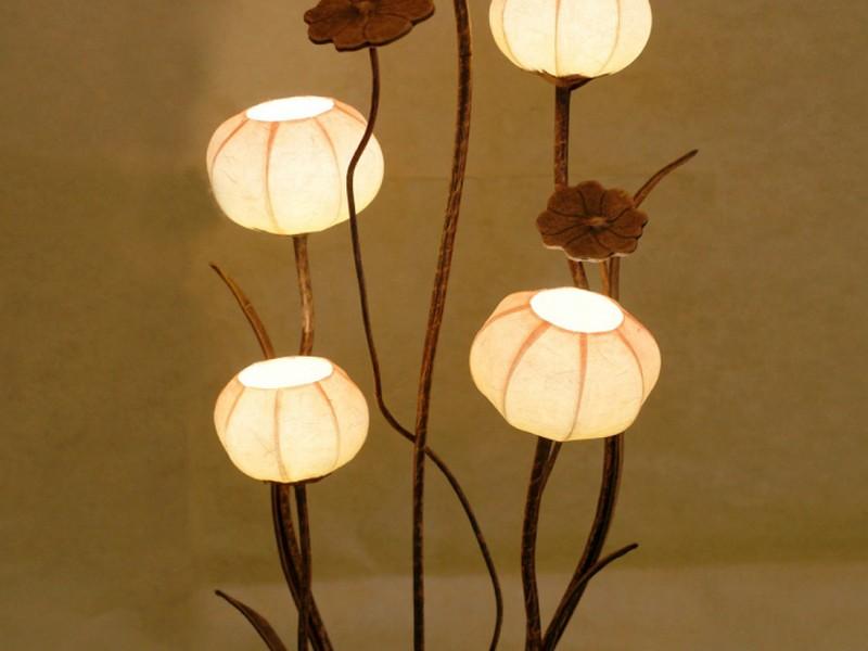 Lantern 5 Floor Lamp