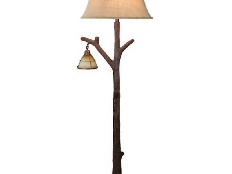 Lantern Style Floor Lamp