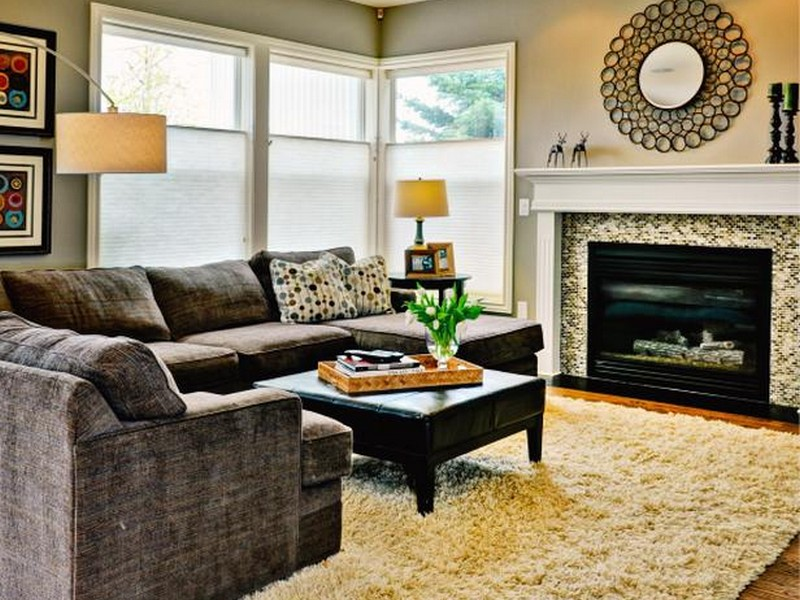 Large Area Rugs Living Room