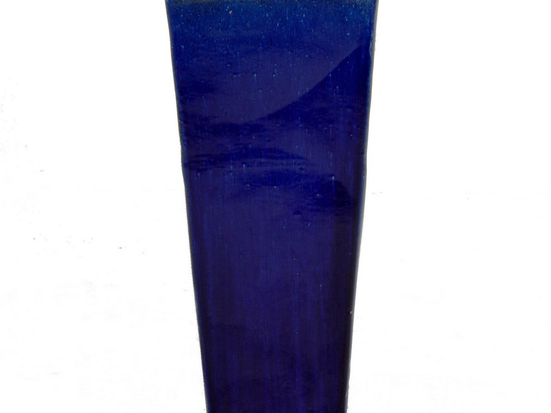 Large Blue Ceramic Planters