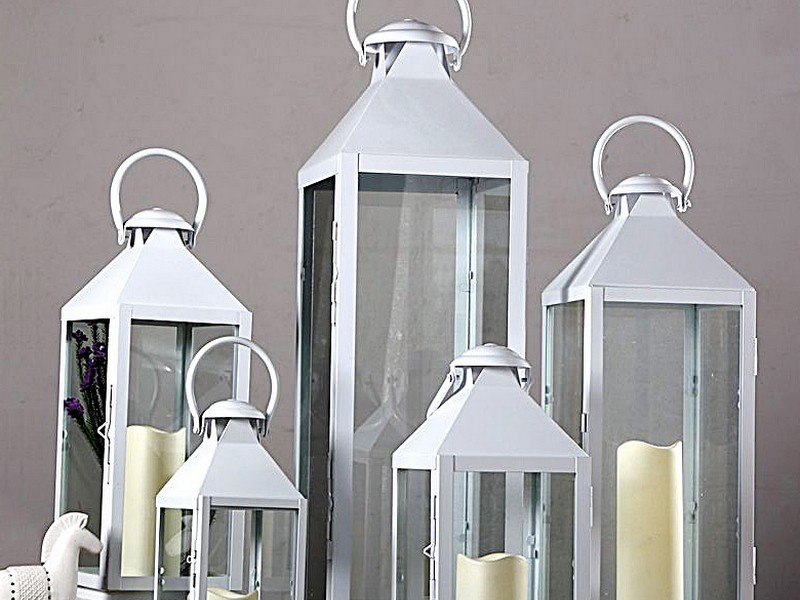 Large Candle Lanterns For Weddings