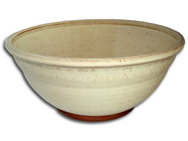Large Ceramic Mixing Bowls