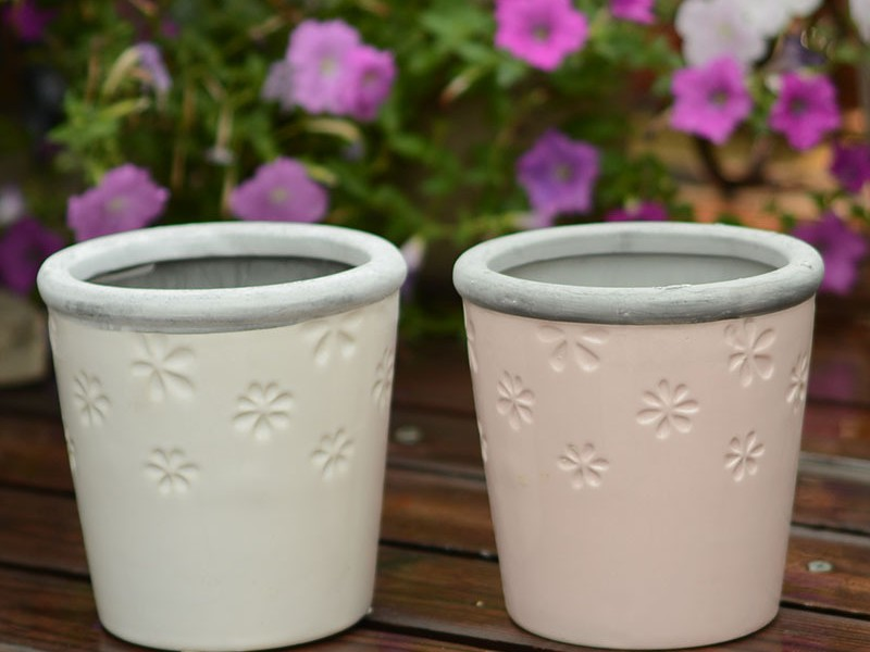 Large Ceramic Planters Free Shipping