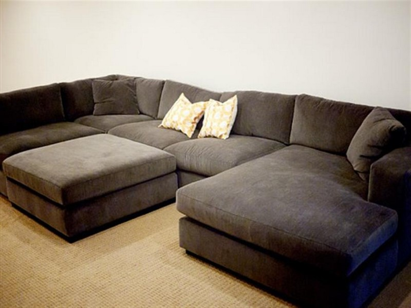Large Comfy Sectional Sofas | Home Design Ideas