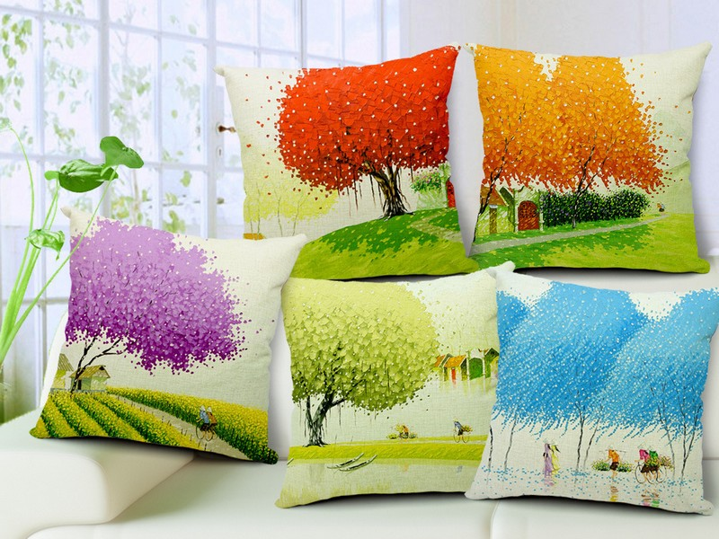 Large Couch Pillows
