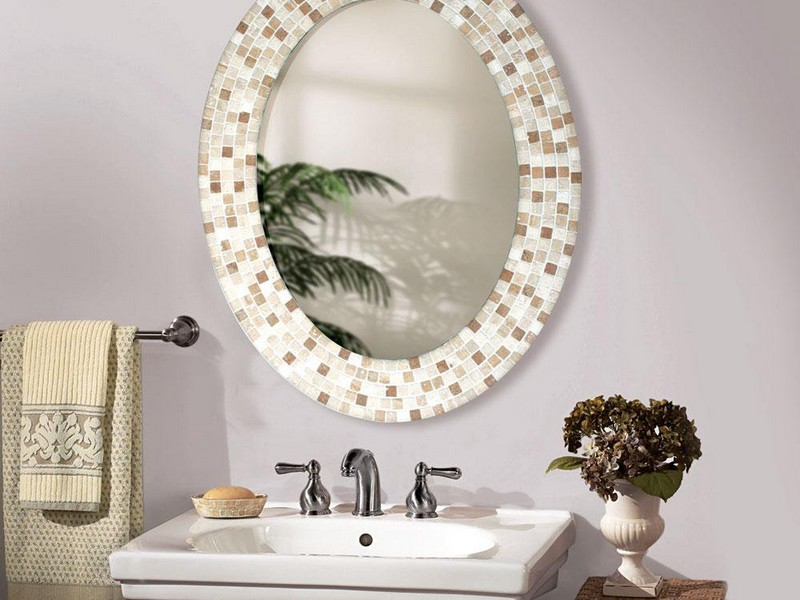 Large Decorative Mirrors For Bathrooms