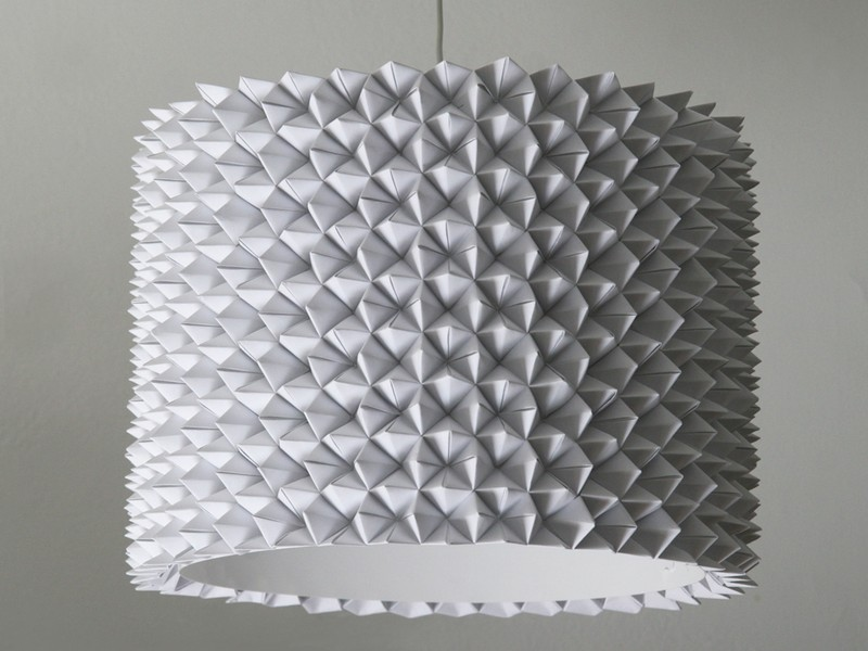 Large Drum Lamp Shade