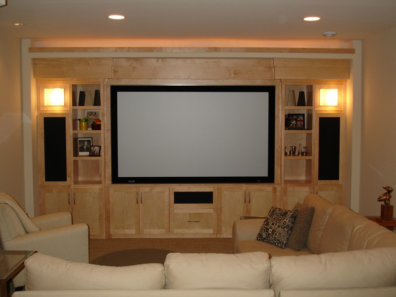 Large Entertainment Centers Wall Units