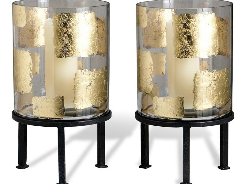 Large Floor Candle Stands