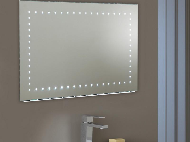 Large Led Bathroom Mirror