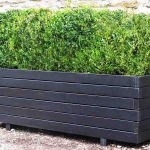 Large Metal Planters Outdoor