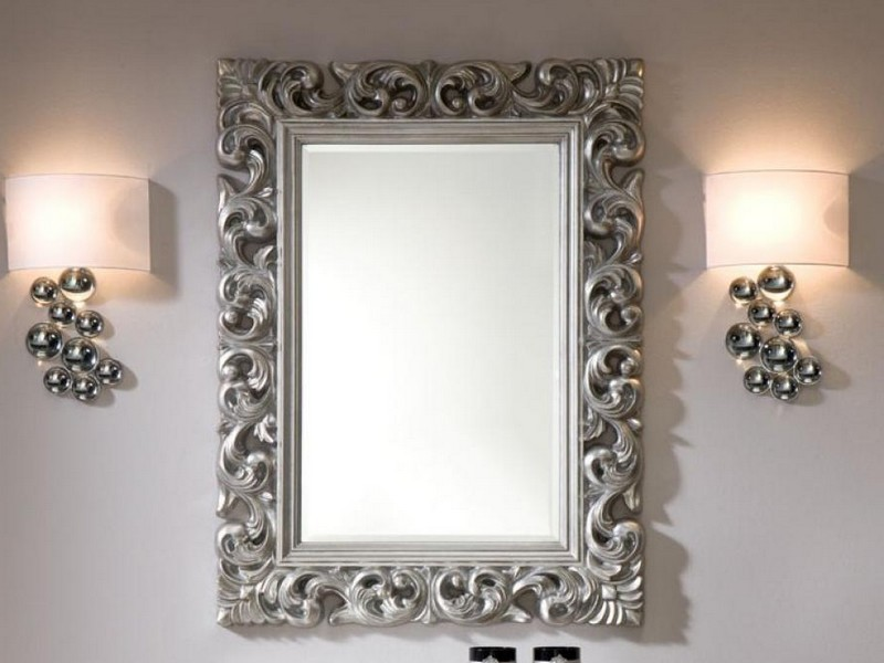 Large Ornate Mirrors