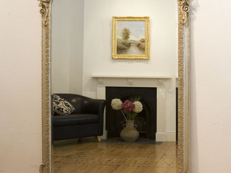 Large Ornate Wall Mirrors