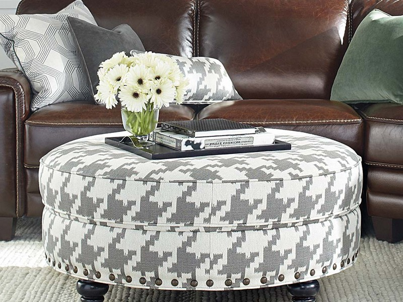 Large Ottoman Slipcover