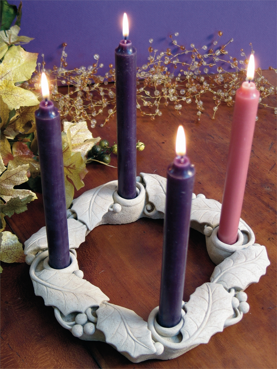 Large Outdoor Advent Wreath