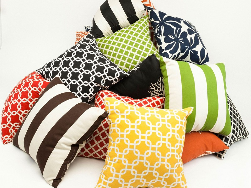 Large Outdoor Pillows
