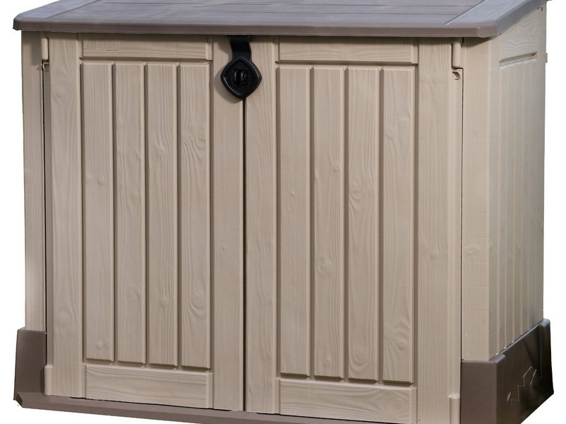 Large Outdoor Storage Bins