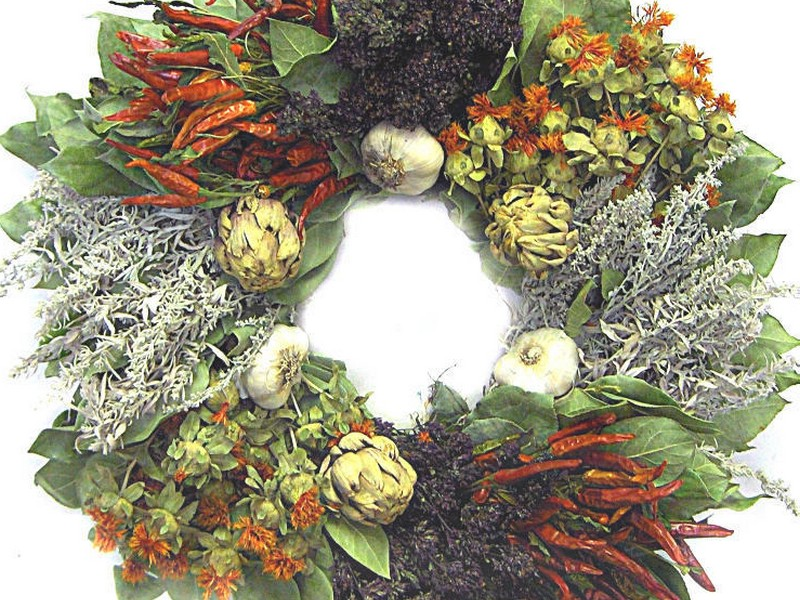 Large Outdoor Wreath