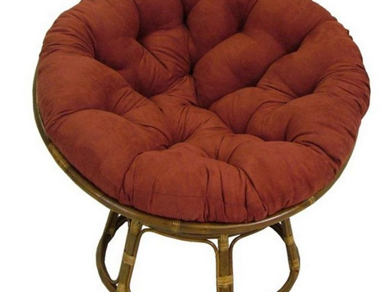 Large Papasan Chair Cushion