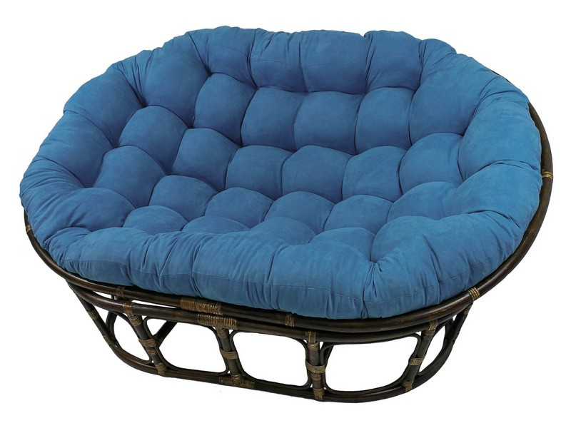 Large Papasan Wicker Chair