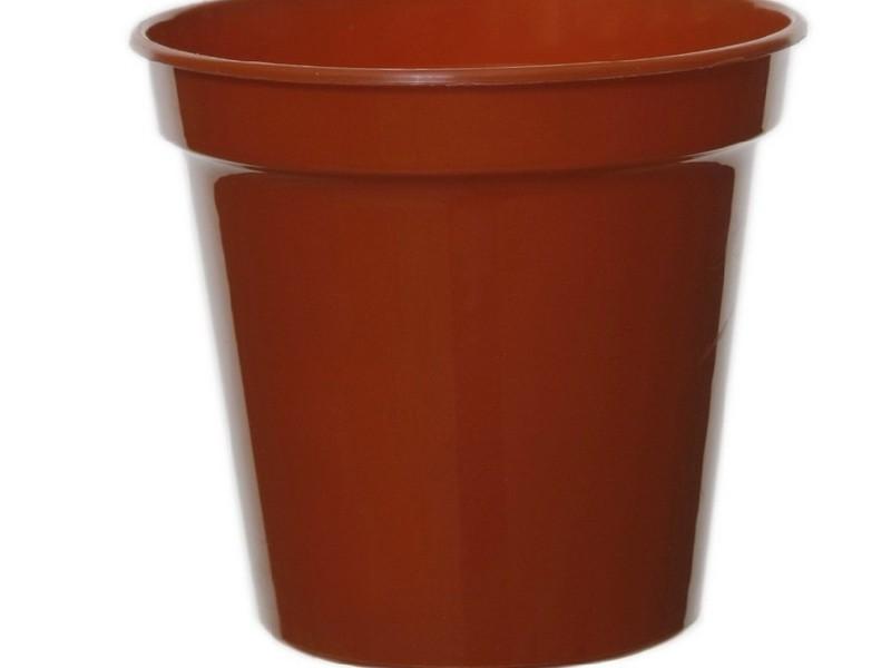 Large Plastic Plant Pots Terracotta