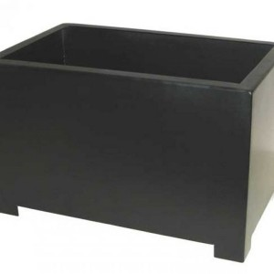 Large Rectangular Planters Outdoor