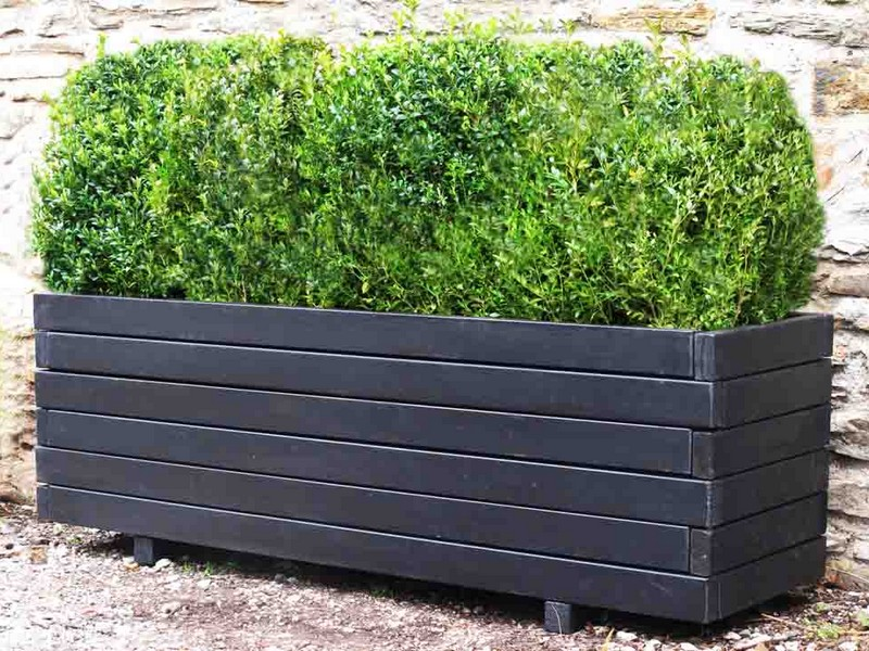 Large Rectangular Planters Uk