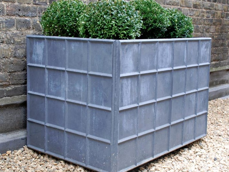 Large Rectangular Planters