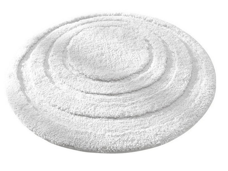 Large Round Bathroom Rugs