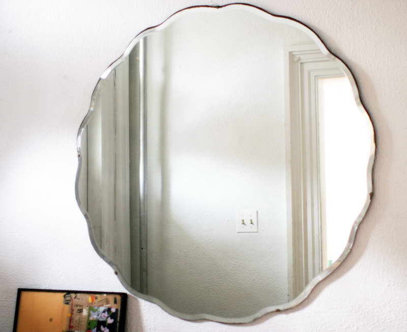 Large Round Mirror Ikea
