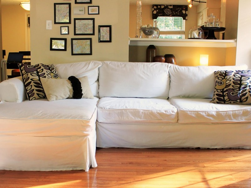 Large Sectional Couch Covers