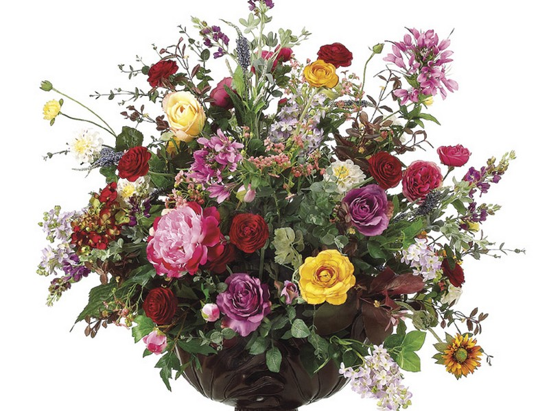 Large Silk Floral Arrangements